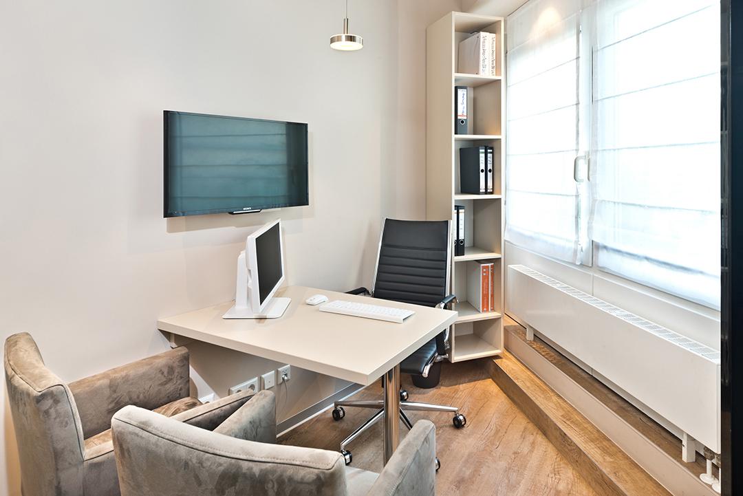 Büro - Inneneinrichtung Heidelberg, Mannheim, Stuttgart - Gaffga Interieur Design. Planung und Ausführung - Lichtplanung - Möbel auf Maß.