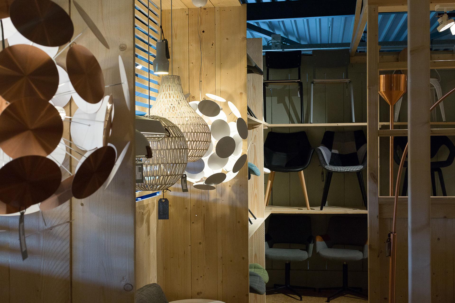 Inneneinrichtung Heidelberg, Mannheim, Stuttgart - Gaffga Interieur Design - Moebel von Zuiver, Leuchten