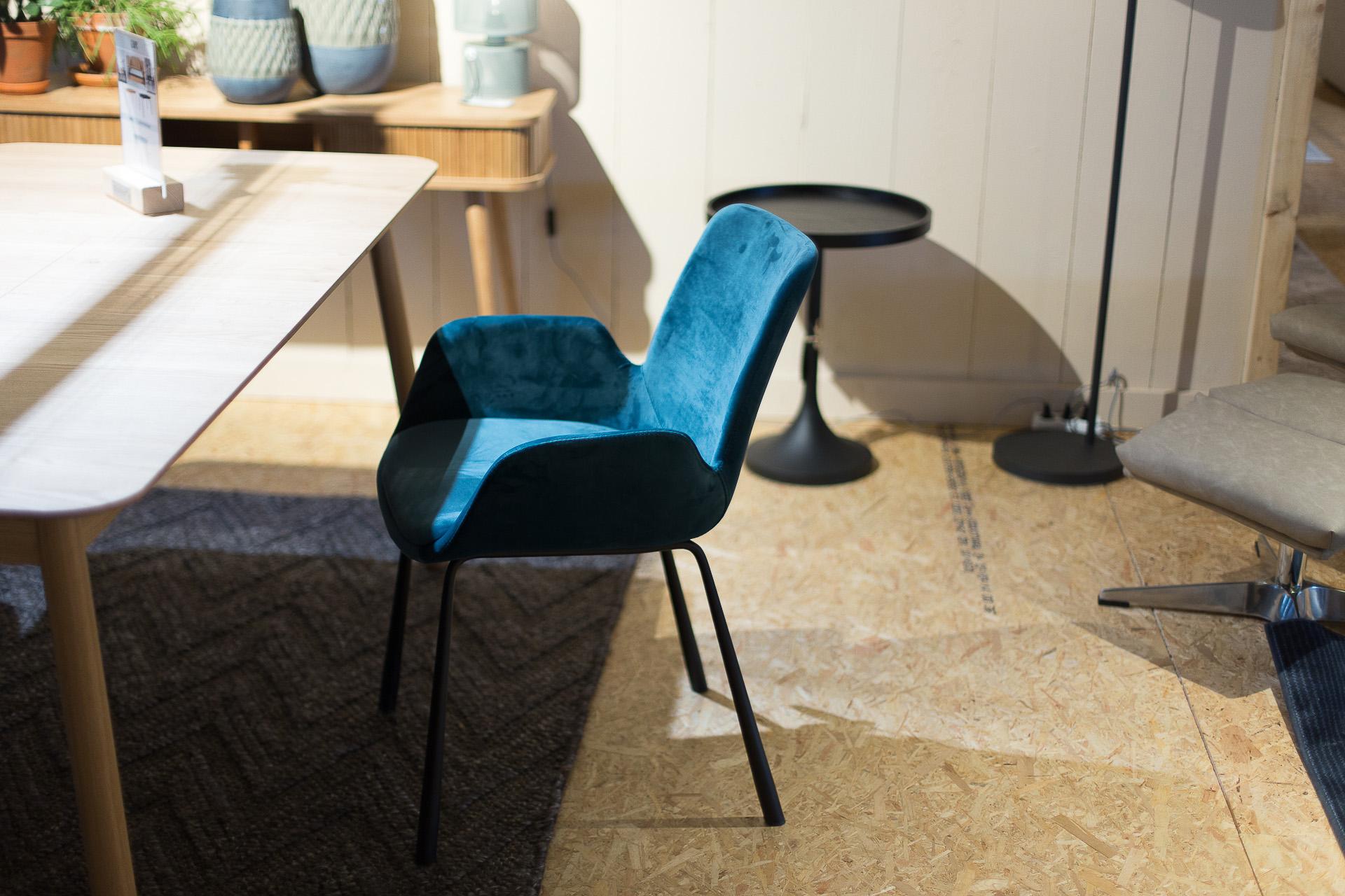 Inneneinrichtung Heidelberg, Mannheim, Stuttgart - Gaffga Interieur Design - Moebel von Zuiver, Stuhl und Tisch