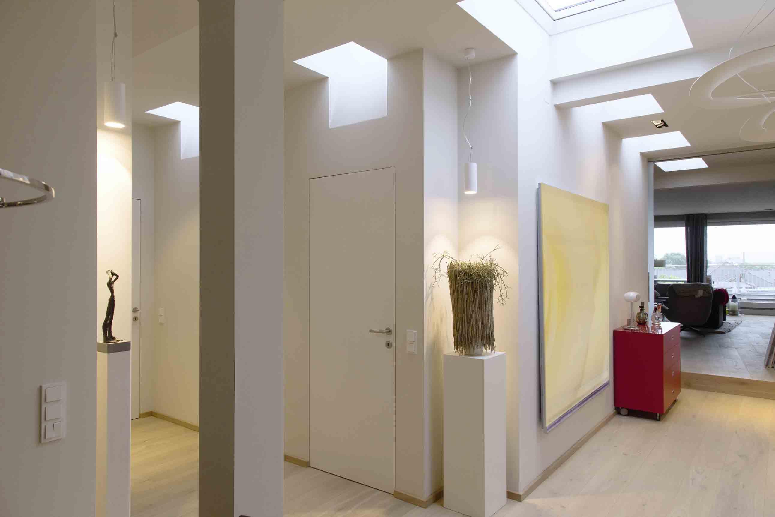 Inneneinrichtung Heidelberg, Mannheim, Stuttgart - Gaffga Interieur Design. Planung und Ausführung - Lichtplanung - Möbel auf Maß. Penthouse, Loft