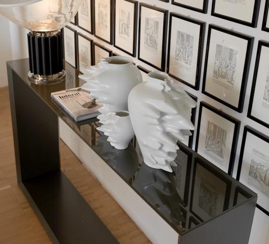 BMB Italy, Glasspezialist, Glasmoebel als Anrichte, Inneneinrichtung & Raumgestaltung in Heidelberg und Mannheim, Gaffga Interieur Design