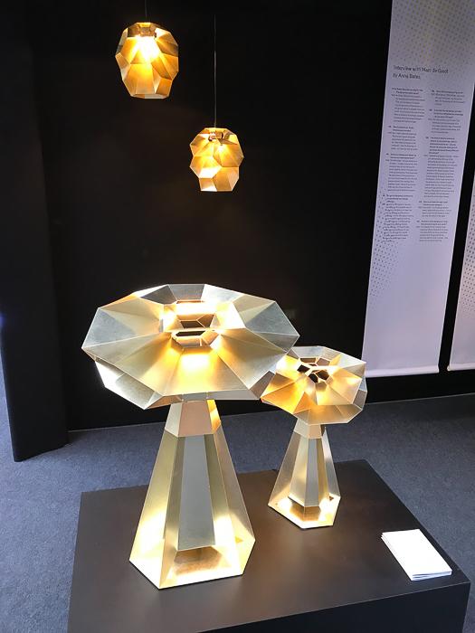Gaffga Interieur Design - Besuch auf der Möbelmesse Köln 2018