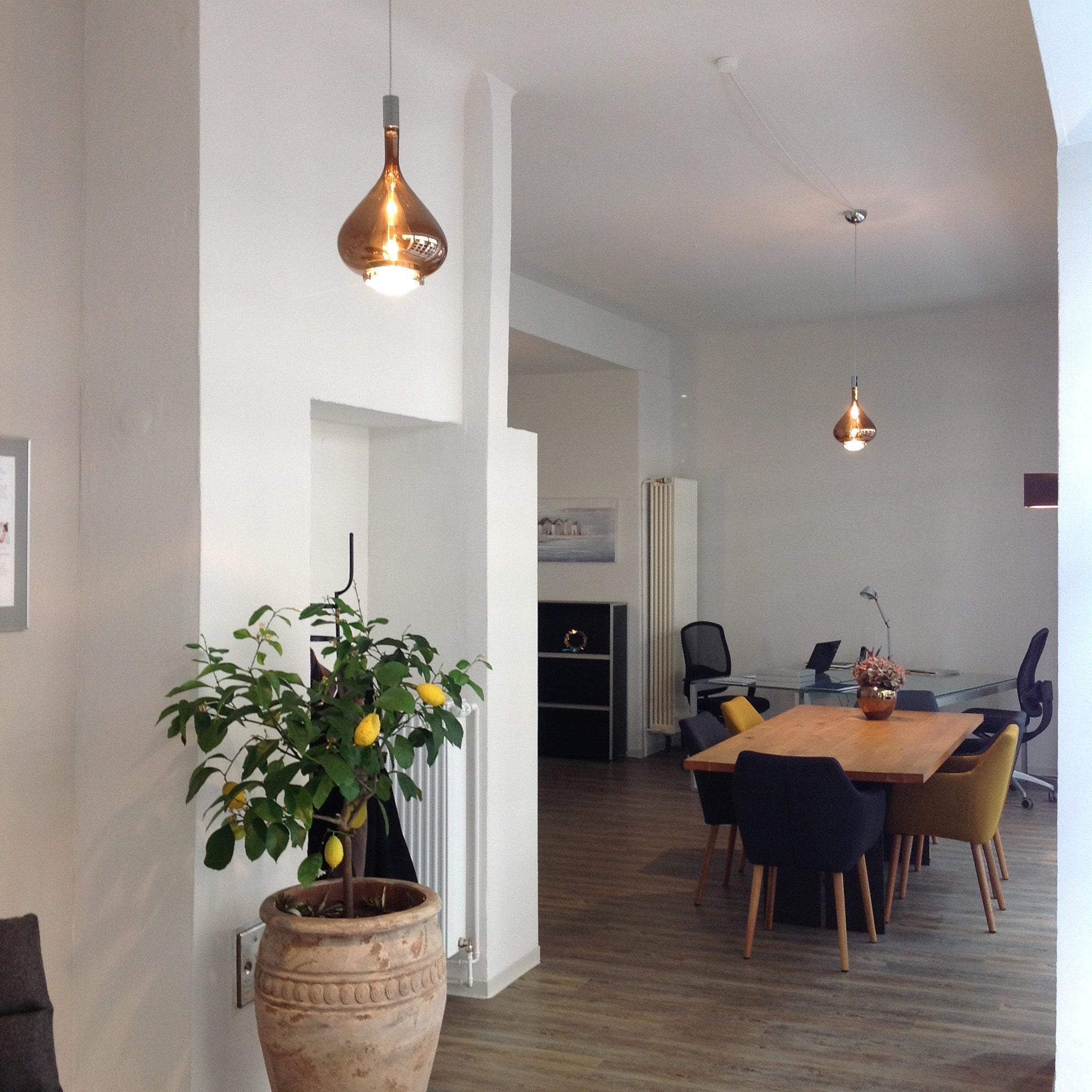 Tisch - Büroeinneneinrichtung Mannheim, Heidelberg - Gaffga Interieur Design. Planung und Ausführung - Lichtplanung - Möbel auf Maß.