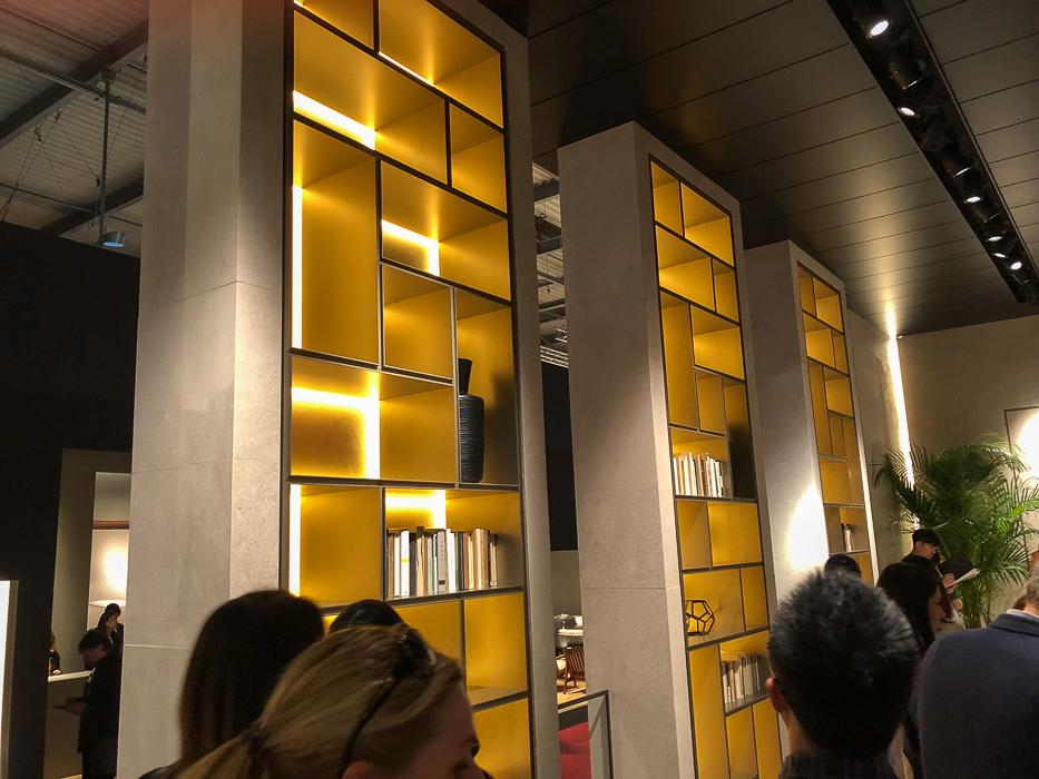 Inneneinrichtung mit dem gewissen Etwas - Gaffga Interieur Design für Sie auf der Möbelmesse Mailand 2018 - Gaffga Interieur Design ist Ihr kreativer Raumgestalter mit eigenem Showroom in Heidelberg. Wir bieten Ihnen individuelle Einrichtungsideen und planen für Sie Raumkonzepte, die Farbe, Licht, Design und Materialien harmonisch miteinander verbinden. Aus Räumen werden Lebensräume. Lassen Sie sich inspirieren: www.gaffga-interieur-design.de.